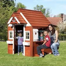 Big Backyard Savannah Playhouse by Outdoor Playhouses For Girls U2014 Jen U0026 Joes Design How To Build An