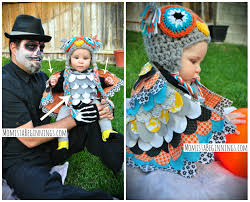 no sew baby owl costume diy momista beginnings