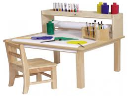 table and desk kid craft art desk and chair table arts and crafts
