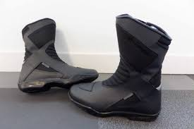 budget motorcycle boots forma nero visordown