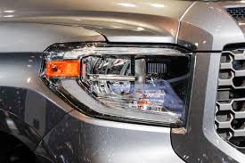 Tundra Led Lights 2018 Toyota Tundra Sequoia Refreshed Debut New Trd Sport Trim