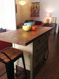 Apartment Therapy Kitchen Island Best 25 Small Island Ideas On Pinterest Kitchen Island With