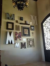 wood letters for wall decor wood letter wall decor for