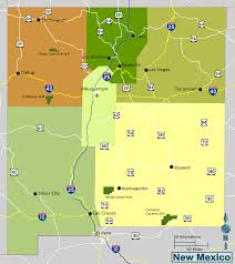 Map Of Albuquerque New Mexico by New Mexico U2013 Travel Guide At Wikivoyage