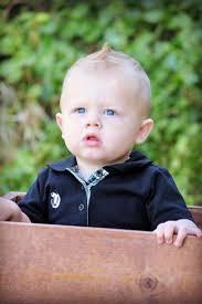 black baby boy first haircut age fade haircut
