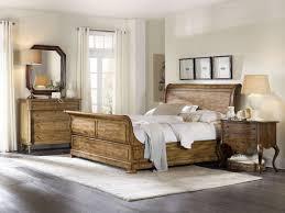 hooker furniture california king sleigh bed w sleigh footboard