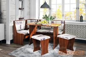 Kitchen Nook Furniture Set Texas Kitchen Nook Dining Or Butterfly Table Set L Shaped Storage