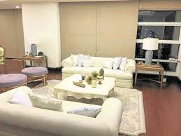 simple but home interior design mega shares snaps of new condo inquirer entertainment