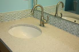 bathroom sink with side faucet faucet to the side of sink in bathroom
