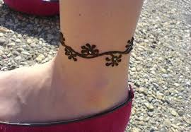easy ankle henna designs makedes com