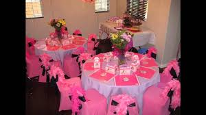 themed table decorations at home table birthday party decoration ideas