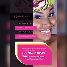 makeup schools in flawlessfaces makeup flawlessfacesgh