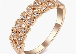 girls rings beautiful images Lovely gold ring new dizain girl contemporary jewelry collection jpg