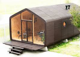 wikkelhouse a prefab modular home made of cardboard