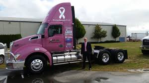 kenworth truck company kootenay trucking company chipping in one of its trucks to fight