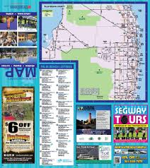 Boynton Beach Florida Map by Order Printed Visitor Maps Of Palm Beach Florida