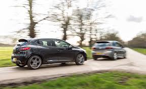 icon buyer new renault clio rs 200 vs used vw golf r mk6 by car