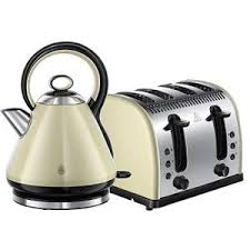 Toaster And Kettle Deals Amazon Deal Of The Day Russell Hobbs Legacy 4 Slice Toaster And