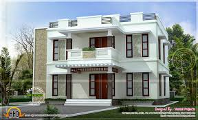 Beautiful Home Beautiful Home Design Flat Roof Style Kerala Home Design And