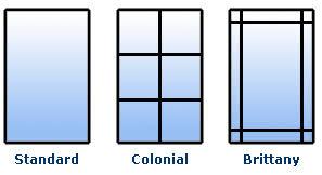Colonial Windows Designs Sentinel Rectangular Fixed Impact Windows Astor Impact Windows
