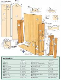 Workshop Floor Plans Swing Out Sheet Storage Plans U2022 Woodarchivist