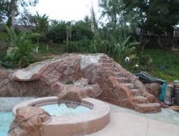 artificial rock repainting and repair rock of ages pools