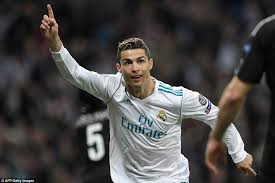 Real Madrid Cristiano Ronaldo Hits Century For Real Madrid As Holders Take