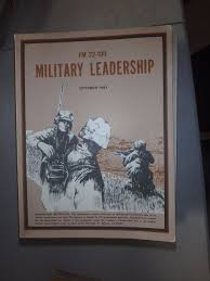 buy fm 22 100 military leadership field manual in cheap price on