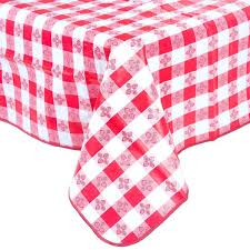 gingham disposable paper tablecloths rolls gingham table
