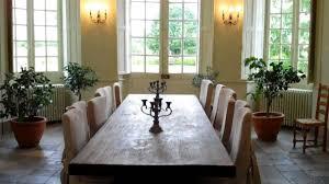Landes Dining Room Chateau Robert Landes France Youtube
