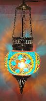 Mosaic Pendant Lighting by Indian Shaily Crafts Mosaic Pendant Lamps Online