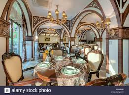 The Ottoman Restaurant Traditional Ottoman Restaurant Laying Stock Photo Royalty Free