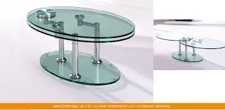 furniture extendable coffee table skinny side table storage