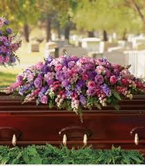 how to make a casket spray order funeral and sympathy flowers sprays and wreaths from