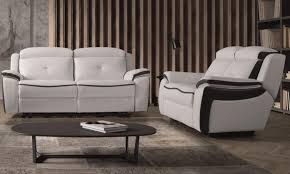 canap cuir relax 3 places canape cuir electrique 3 places canap relax lectrique places