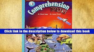 download comprehension plus level e pupil edition 2002