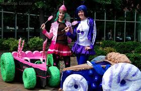 Wreck It Ralph Costume Sugar Rush Racers Cosplay Wreck It Ralph By Malicious Cosplay On