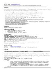 Example Project Architect Resume Lead Architect Sample Resume Job Objective For Resume Examples