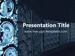 Radiology Powerpoint Template radiology ppt template