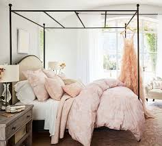 Roses Duvet Cover Editor Picks From Our New Monique Lhuillier Collection Pottery Barn