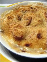 cuisiner noix de jacques surgel馥s cassolette de jacques gratinée a la table de gaelle