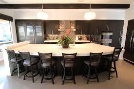 big island kitchen best 25 large kitchen island ideas on arresting with