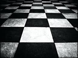 Checkerboard Vinyl Floor Tiles by Black And White Checkered Vinyl Flooring Sheet Small Laferida