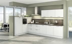 einbau küche einbauküche lifestyle lotus weiß stellmaß ca 185 x 365 cm