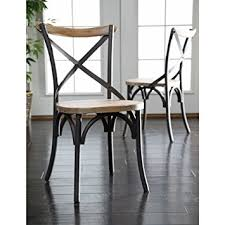 Industrial Dining Chair We Furniture Industrial Reclaimed Solid Wood Dining