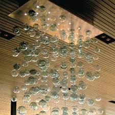 Glass Blown Chandelier Picture Of Bubbles Blown Glass Chandelier Lighting Pinterest