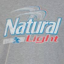 natty light t shirt natural light apparel clothing merchandise brew shirts com