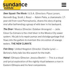 scott j ross director news u0026 press sundance official selection