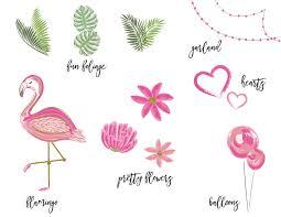 valentine u0027s day clipart valentine flamingo clipart love clipart