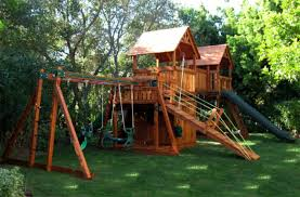 Backyard Swing Sets For Adults by 6 Companies That Make Eco Friendly Outdoor Play Equipment For Your